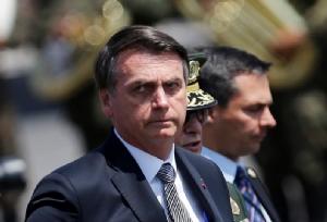 ประธานาธิบดี ฌาอีร์ โบลโซนารู แห่งบราซิล