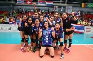 มาแน่! ลูกยางไทย จ่อรับเจ้าภาพคัดโอลิมปิก 2020 โซนเอเชีย