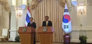 ไทย-เกาหลีใต้ ลงนามข้อตกลง 6 ฉบับ เพื่อส่งเสริมความร่วมมือในทุกมิติ