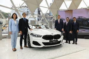 งาน BMW Xpo 2019 เผยโฉม 8 Convertible สปอร์ต เปิดประทุน ราคา13,499,000 บาท