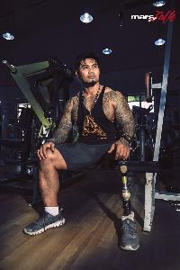 แชมป์โลกเพาะกาย 'สมศักดิ์ ค้าขึ้น' เหล็กทั้งกาย เหล็กทั้งใจ ไม่ใช่แค่ขา!