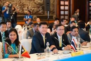 รมช.สาธิต ประกาศที่ประชุม WHOอาเซียน ไทยร่วมกำจัดหัดให้หมดในปี 73
