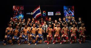 เปิดสังเวียนมวยไทยสุดยิ่งใหญ่