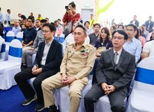 บริษัทยูนิไทยฯ ทุ่มกว่า100 ล้าน เปิดบริษัทลูกรับรื้อถอน –กำจัด แท่นขุดเจาะน้ำมันปิโตรเลียมกลางทะเล