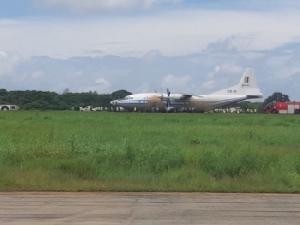 สนามบินย่างกุ้งเปิดใช้งานตามปกติ หลังปิดย้ายเครื่องบินทหารหลุดรันเวย์นาน 19 ชม.