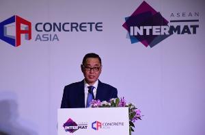 INTERMAT ASEAN และ CONCRETE ASIA 2019 ดึง 300 แบรนด์โชว์เทคโนโลยีสำหรับก่อสร้าง โครงสร้างพื้นฐาน และคอนกรีต