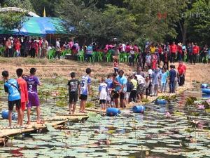 เทศบาลตำบลธารน้ำทิพย์ จัดงานเทศกาลวัฒนธรรมอาหารจีนกวางไสเลิศรส