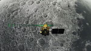 อินเดียส่งยานลงดวงจันทร์ไม่สำเร็จ แต่ยังเหลือยานโคจรที่ใช้งานได้ดี