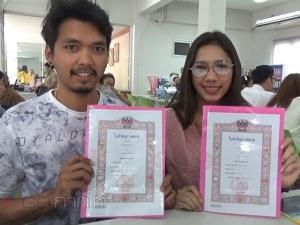 สีสันวันที่ 9 เดือน 9 ปี 2019 คนไทยเชื่อเป็นวันดีแห่จดทะเบียนสมรสและเข้าวัดทำบุญเพียบ