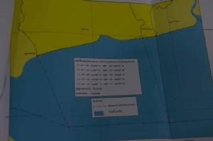 """ยืนยันหมุดแบ่งเขตพื้นที่ทางทะเล """"กทม.-สมุทรสาคร-สมุทรปราการ"""" ถูกต้องตามสำรวจ"""