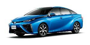 โตโยต้า จัดทัพรถพลังงานสะอาด หนุนโอลิมปิก-พาราลิมปิก กรุงโตเกียว