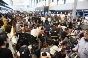 """เมื่อสนามบินนาริตะเป็น """"เกาะร้าง"""" ญี่ปุ่นพร้อมรับโอลิมปิก?"""