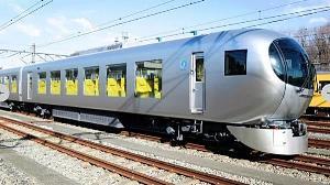 รถไฟหัวกระสุนสวยที่สุดในโลก (ภาพจาก SANAA)