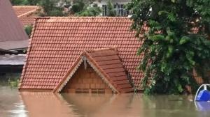 น้ำท่วมเมืองอุบลยังอ่วม! คาดน้ำมูลท่วมหนักสูงกว่า 17 ปีก่อน
