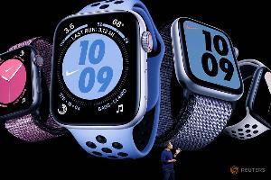Apple Watch Series 5 เวอร์ชัน Nike