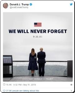 "In Clip: ""สถานทูตอเมริกัน"" ในอัฟกานิสถานถูก ""จรวด"" โจมตีวันครบรอบ 18 ปีเหตุการณ์ 9/11"
