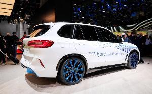 เจ้าถิ่นขนรถใหม่ เด่นเต็มเวที Frankfurt  Motorshow 2019