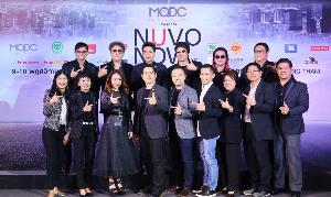 """""""นูโว"""" โชว์เรียกน้ำย่อย!! ก่อนจัดเต็มคอนเสิร์ตใหญ่ """"MQDC present NUVO NOW or NEVER"""""""