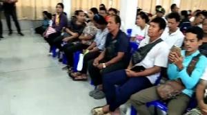 แรงงานไทย-พม่ากว่า 300 คน ตบเท้าแจ้งความ บ.แปรรูปผลไม้เบี้ยวค่าแรง