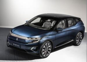 BYTON เปิด M-Byte รถ SUV ไฟฟ้า กับจอแสดงผลใหญ่สุดในโลก  ที่งาน IAA