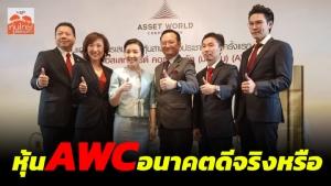 หุ้น AWC อนาคตดีจริงหรือ / สุนันท์ ศรีจันทรา