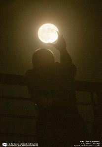 จันทร์สวยในวันอยู่ไกลโลกที่สุดในรอบปี 2562
