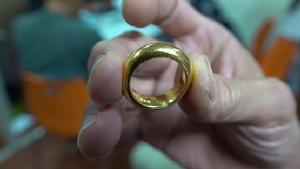 รวบมิจฉาชีพทำทองคำปลอมเร่จำนำร้านทองย่านปทุมได้เงินร่วมแสน