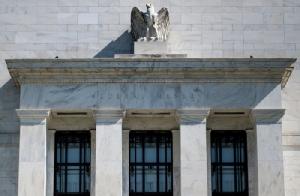 <i>อาคารธนาคารกลางสหรัฐฯ (เฟด) กรุงวอชิงตัน </i>