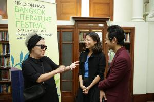 'เนียลสัน เฮส์' ฉลอง 150 ปี จับมือนักเขียนไทย-เทศ แลกเปลี่ยนความคิด-ยกระดับวรรณกรรมไทยสู่สากล