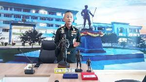 """รพ.ค่ายสมเด็จฯ สร้างรูปหล่อ-เหรียญ """"องค์ดำ-ชินราชาเสนารักษ์"""" ระดมทุนซื้ออุปกรณ์การแพทย์"""