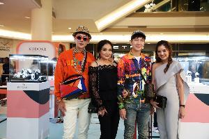 เซเลบชมนาฬิกามาสเตอร์พีซ ผลงาน18 แบรนด์อิสระครั้งแรกในไทย