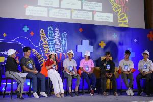 "ThaiHealth Youth Solutions ""พลัง"" ของเด็กชายขอบ"