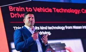 นิสสันเผยวิสัยทัศน์ด้านการขับขี่แห่งโลกอนาคต