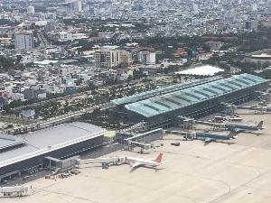 สนามบินดานัง ประเทศเวียดนาม