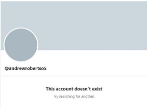 """""""โรเบิร์ตสัน"""" ลบทวิตเตอร์หนี เจอด่ายับทำหงส์แพ้ ชปล."""