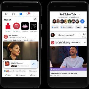 สิ่งที่ทำให้ Facebook Watch แตกต่างจากบริการวิดีโออื่นคือการชมที่ทำให้เกิดการแชร์ประสบการณ์ร่วม การเชื่อมต่อผู้ใช้เข้าด้วยกัน กลายเป็นโซเชียลวิดีโอ