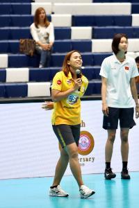 เชียร์ตบไทยลุ้นแชมป์ แซท-ไทยแลนด์ วอลเลย์บอล อินวิเตชั่น 2019