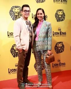 """ทัพดาราร่วมพิสูจน์ความตื่นตาระดับโลก """"THE LION KING"""""""