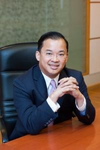 จอมทรัพย์ โลจายะ ประธานคณะกรรมการ บริษัท ซุปเปอร์ เอนเนอร์ยี คอร์เปอเรชั่น จำกัด (มหาชน) หรือ SUPER