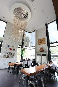 """""""คาเฟ่ นัวร์"""" ร้านอาหาร-สถานที่จัดงานอีเวนต์สุดชิลย่านงามวงศ์วาน"""