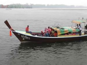 ประมงชายฝั่งตรังโอดหมอกควันส่งผลออกจับปลาไม่ได้ จี้รัฐบาลเร่งแก้ปัญหา