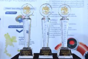 สวทช.รับรางวัลผู้บริหารทุนหมุนเวียนดีเด่น ปี 62 ด้วยกลยุทธ์ 6-6-10 ตอบโจทย์ไทยแลนด์ 4.0
