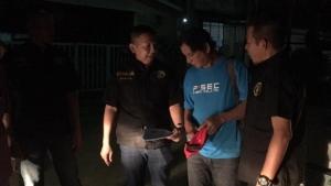 หนุ่มราชบุรีหนีคดีข่มขืนเด็กวัย 14 เกือบ 20 ปี แต่ไม่รอดถูกกองปราบตามรวบได้