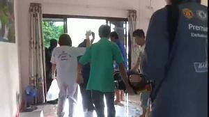 3 พ่อแม่ลูกหนีแก๊งเงินกู้ข้าม จว.ยังไม่พ้น เครียดหนักซดแลนเนทหวังฆ่าตัวตายยกครัว