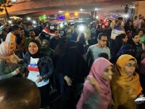 In Clip: ไคโรจับกว่า 1,900 คนในการประท้วงไล่ปธน.อียิปต์