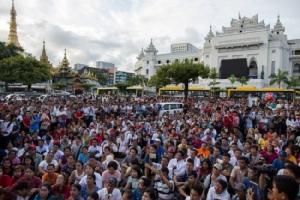 สถานทูตชาติตะวันตกเตือนพลเมืองระวังเหตุโจมตีในพม่า แนะเลี่ยงพื้นที่ชุมนุม