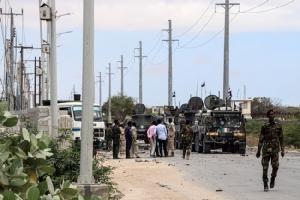 In Clip: อัลเชบับอุกอาจ! บุกเข้าโจมตีฐานทัพสหรัฐฯ-กองคอนวอยทูตอียูในโซมาเลีย