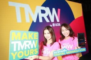 TMRW คว้า5 รางวัลชนะเลิศในอุตสาหกรรมการเงิน