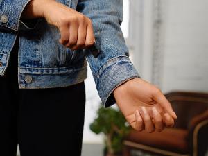 Jacquard อุปกรณ์จิ๋วขนาดเล็กสำหรับสอดในแขนเสื้อ