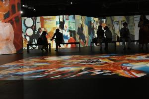 นิทรรศการมัลติมีเดียครั้งใหม่ FROM MONET TO KANDINSKY REVOLUTIONARY ART